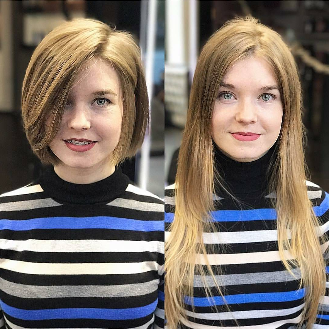 10 Stylish Short Bob Haircuts That Balance Your Face Shape! – Women In Trendy Short Haircuts For Round Faces (View 19 of 25)