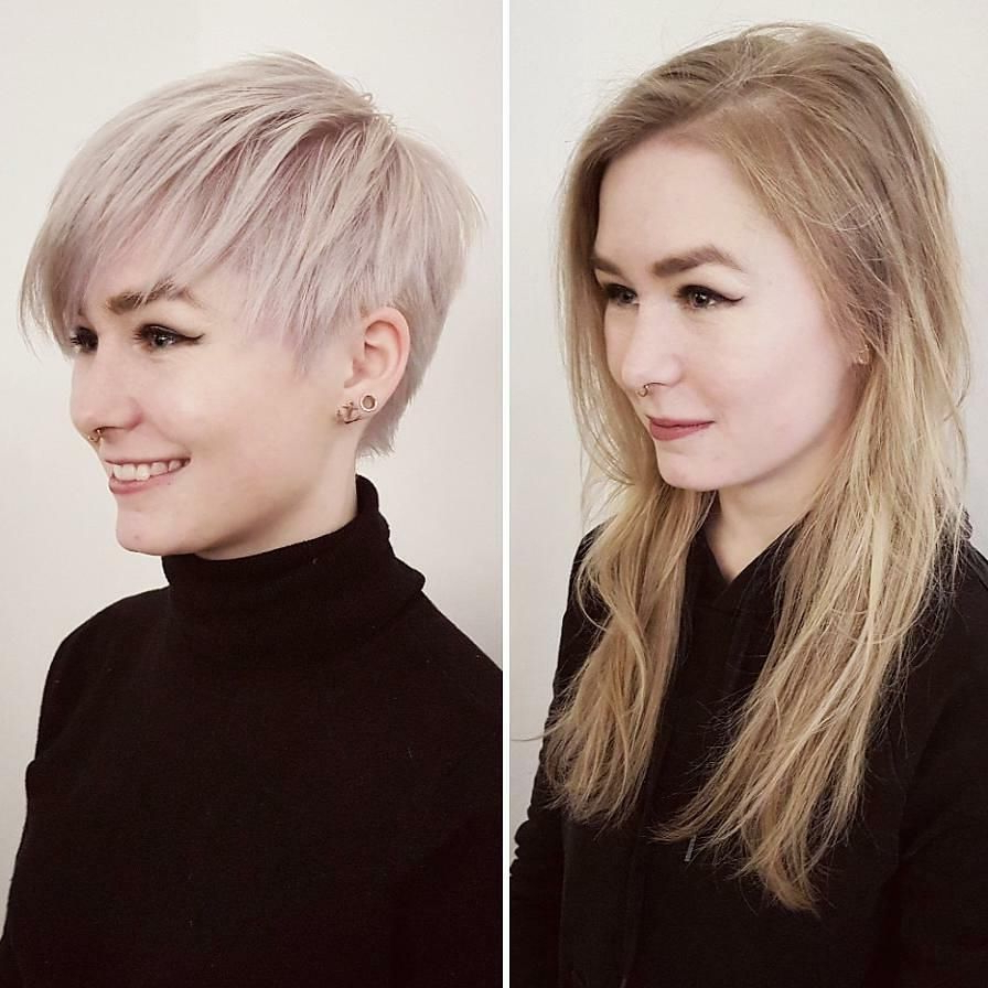 10 Trendy Daring Pixie Haircuts, Hairstyle And Color For 2018 | Buzz Pertaining To Summer Short Haircuts (View 2 of 25)