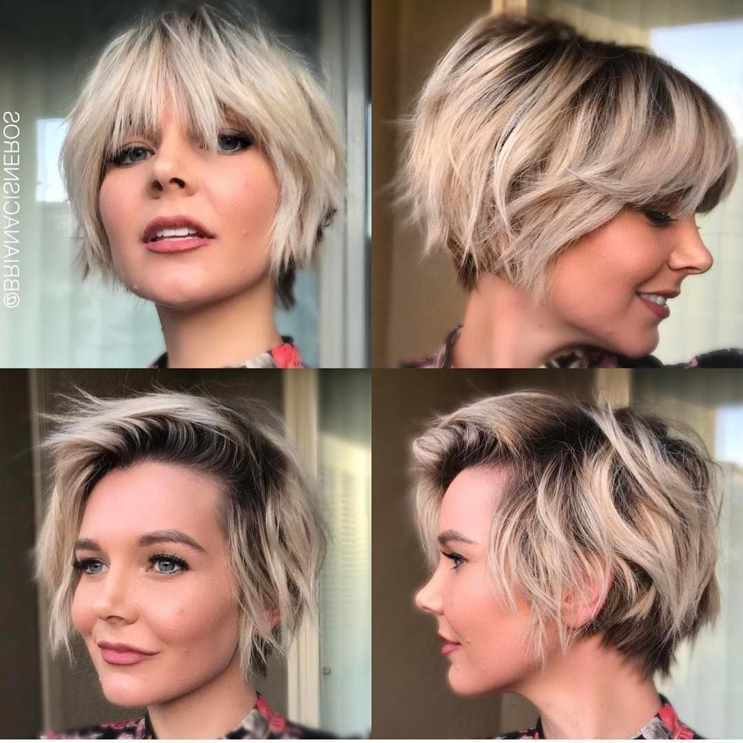 10 Trendy Layered Short Haircut Ideas – 'extra Special' Inspiration Pertaining To Pixie Layered Short Haircuts (View 10 of 25)