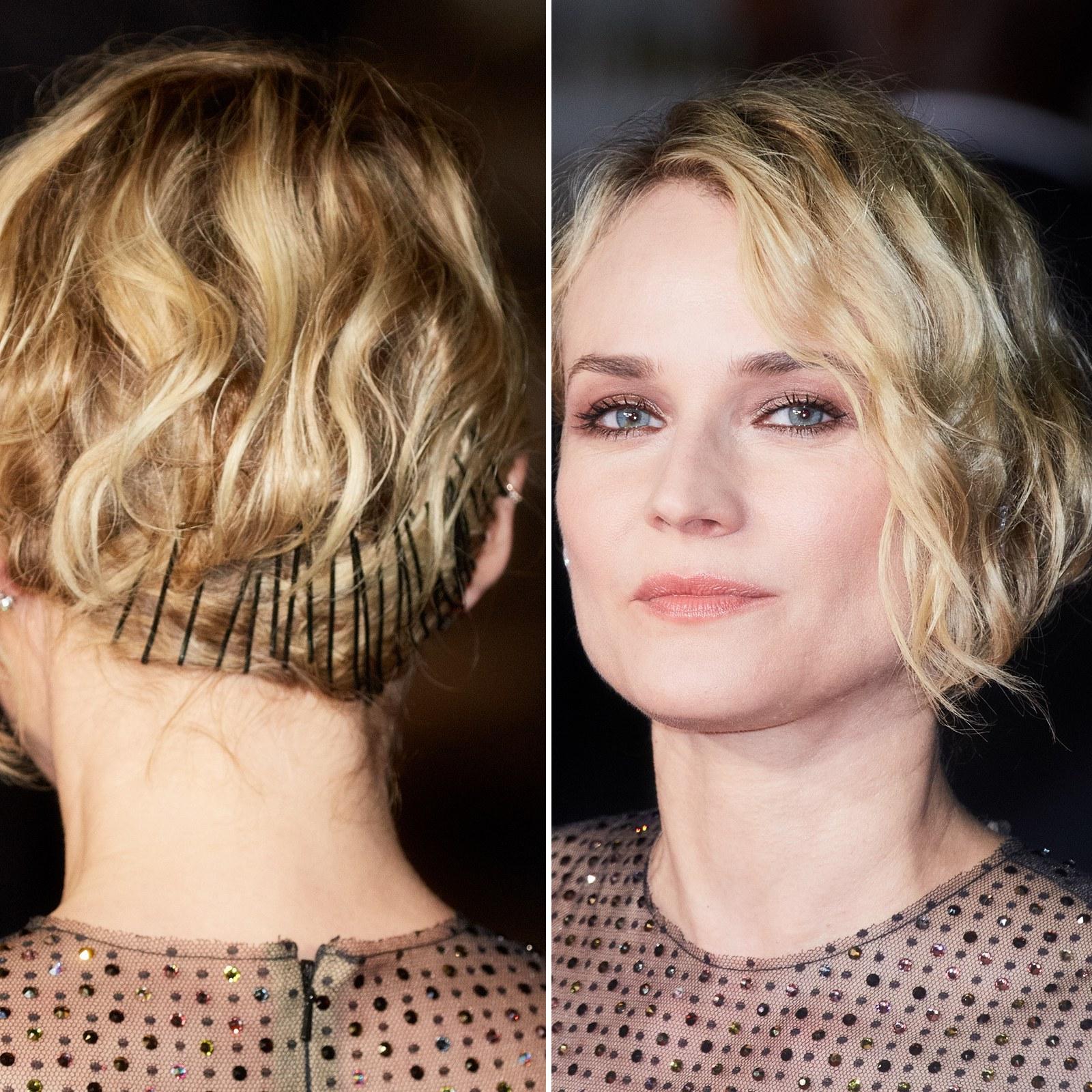 10 Wedding Hairstyle Ideas For Short Hair – Allure With Hairstyle For Short Hair For Wedding (View 15 of 25)