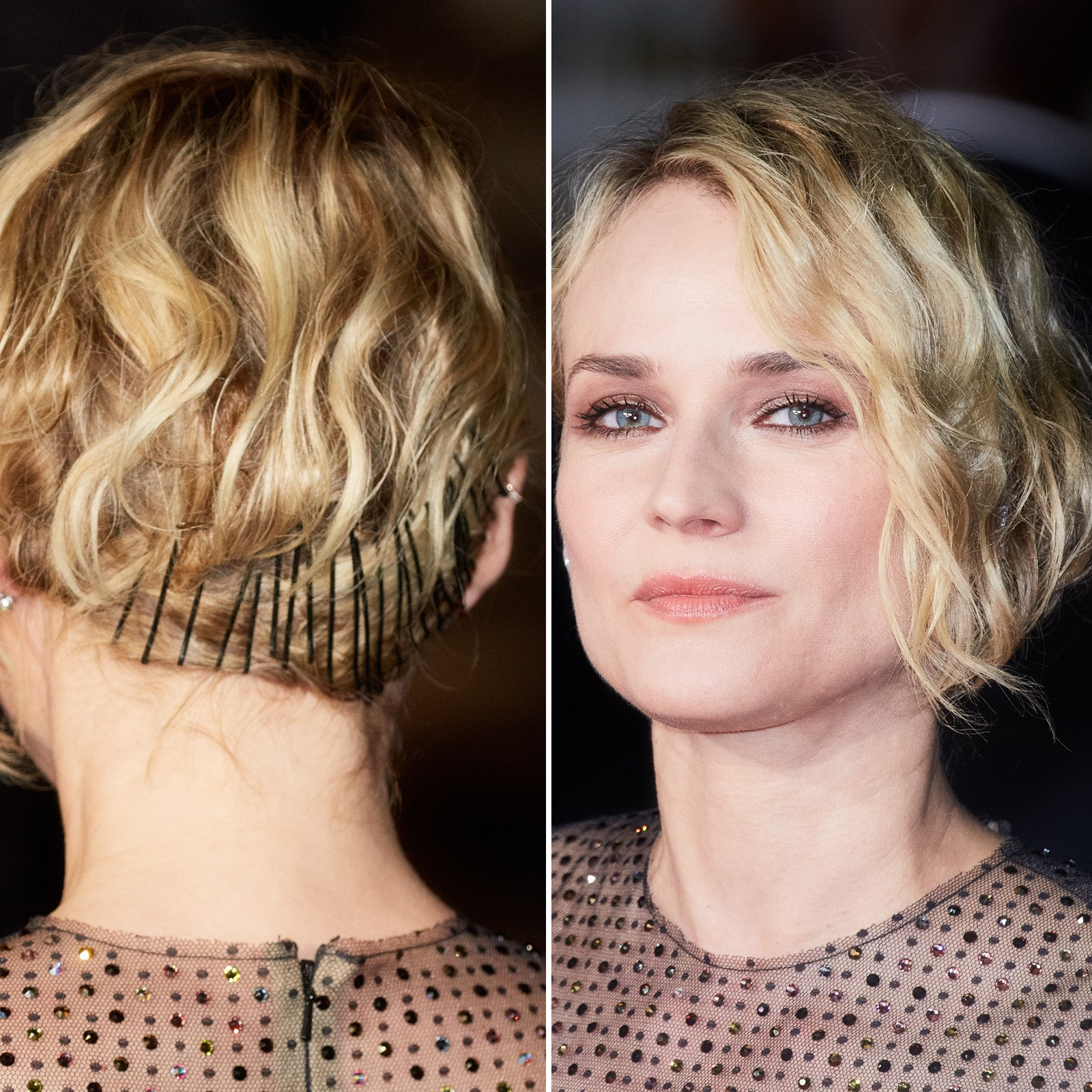 10 Wedding Hairstyle Ideas For Short Hair – Allure Within Hairstyles For Short Hair For Wedding (View 17 of 25)