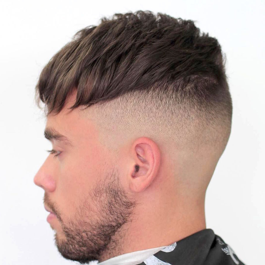 100+ Cool Short Haircuts For Men (2018 Update) For One Sided Short Hairstyles (View 15 of 25)