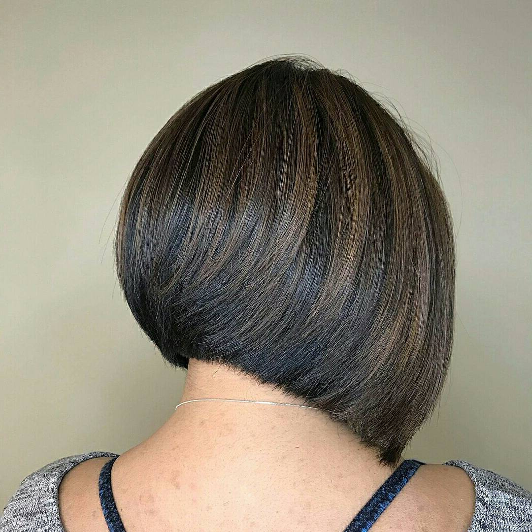 100+ Hottest Short Hairstyles For 2019: Best Short Haircuts For Throughout Short Hairstyles For Glasses Wearers (View 18 of 25)