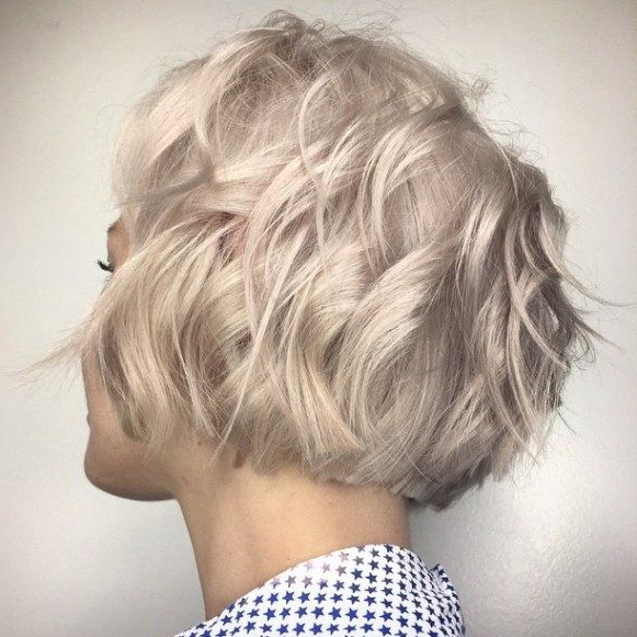 100 Mind Blowing Short Hairstyles For Fine Hair | Fine Hair, Layered Intended For Southern Belle Bob Haircuts With Gradual Layers (View 1 of 25)