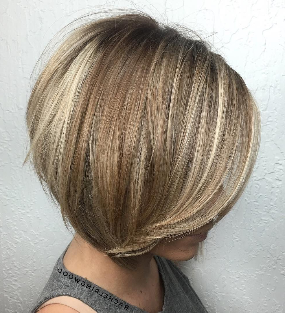 100 Mind Blowing Short Hairstyles For Fine Hair In 2018   Hair In Short Haircuts For Blondes With Thin Hair (View 19 of 25)
