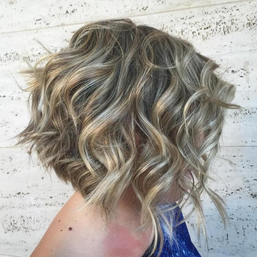 100 Mind Blowing Short Hairstyles For Fine Hair | My Style Pertaining To Southern Belle Bob Haircuts With Gradual Layers (View 2 of 25)