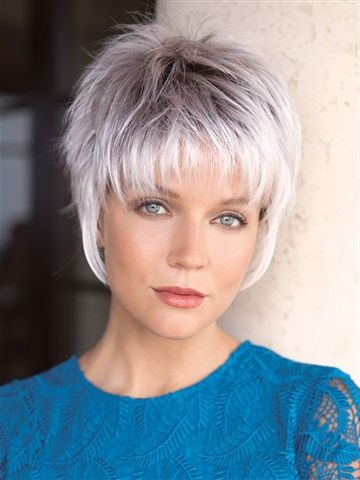 100 Mind Blowing Short Hairstyles For Fine Hair With Regard To Icy Poker Straight Razored Pixie Haircuts (View 9 of 25)