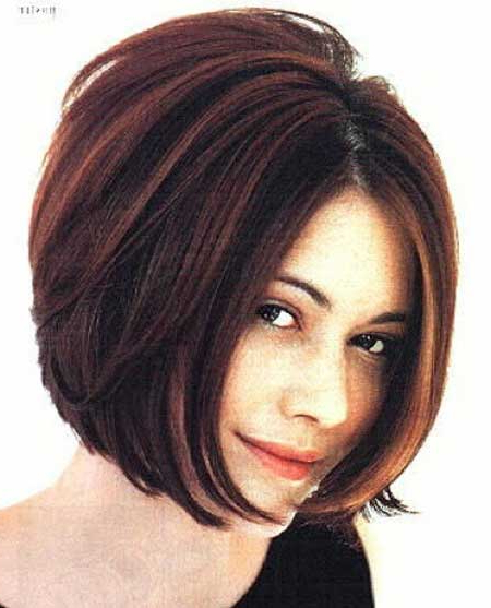 100 Smartest Short Hairstyles For Women With Thick Hair Inside Asymmetrical Haircuts For Thick Hair (View 14 of 25)