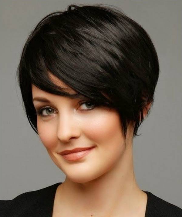 100 Smartest Short Hairstyles For Women With Thick Hair Within Straight Pixie Hairstyles For Thick Hair (View 2 of 25)