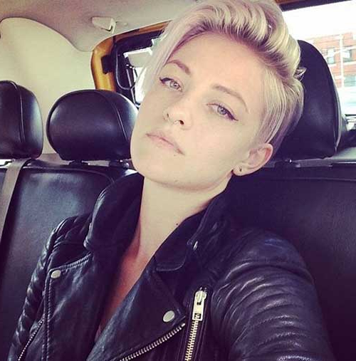 101 Best Haircuts 2015 – 2016   Hairstyles & Haircuts 2016 – 2017 Regarding Side Parted White Blonde Pixie Bob Haircuts (View 24 of 25)
