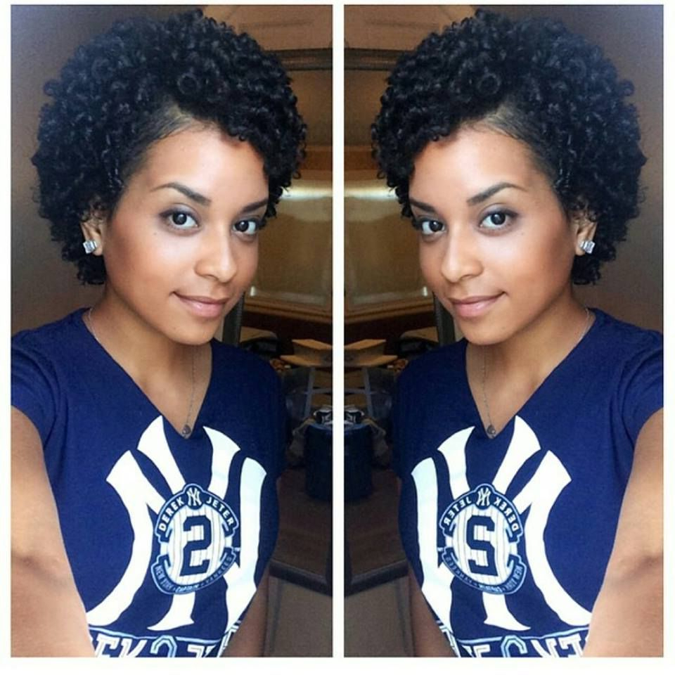 101 Short Hairstyles For Black Women – Natural Hairstyles   Hair Intended For Short Haircuts For Curly Black Hair (View 10 of 25)