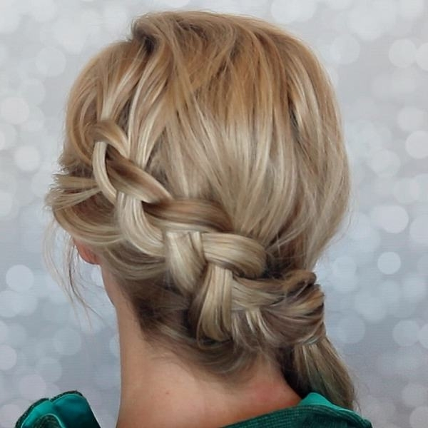 101 Stunning Dutch Braids Hairstyles You Need To Try Intended For Pony And Dutch Braid Combo Hairstyles (View 21 of 25)