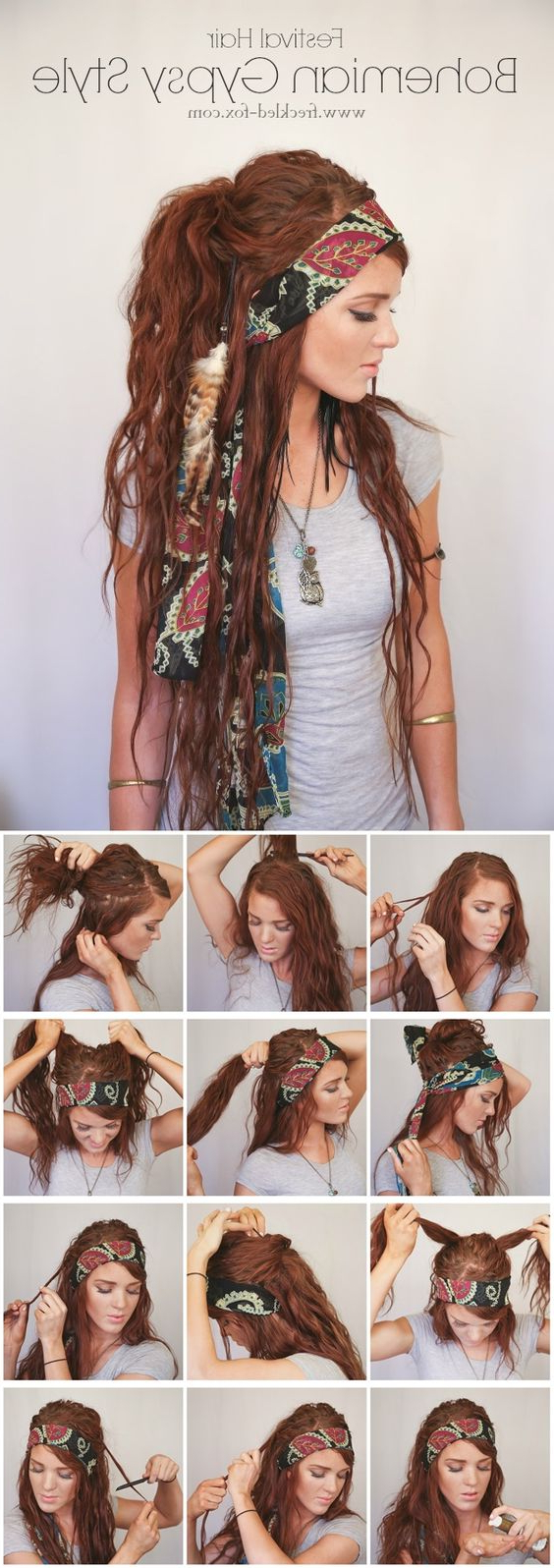 11 Beautiful Bohemian Hairstyles You'll Want To Try – Her Style Code In Bohemian Short Hairstyles (View 16 of 25)