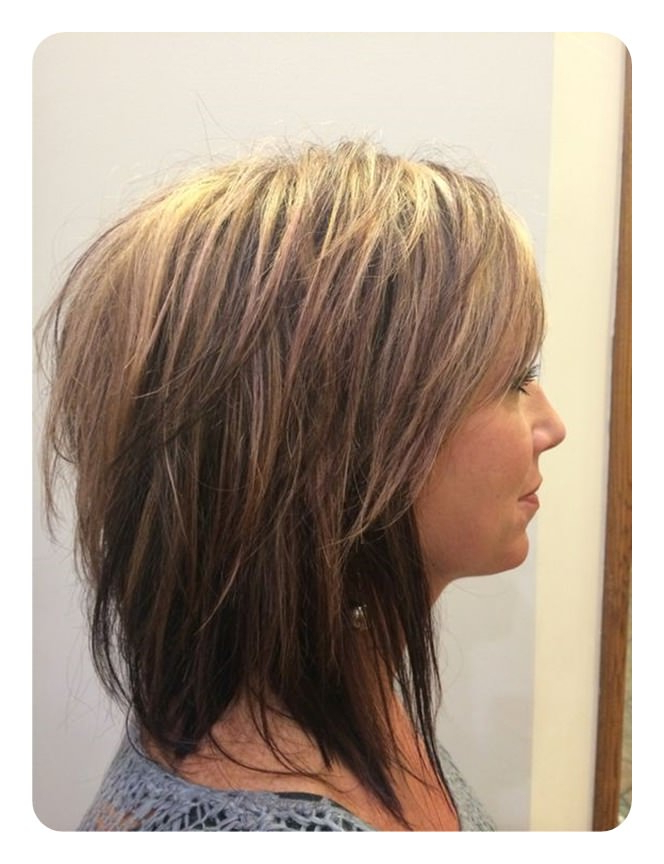 112 Best Blunt Bob Hairstyles For The Year 2018 – Style Easily Throughout Blunt Bob Haircuts With Layers (View 5 of 25)
