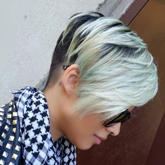 12 Curly Pixie Cut For Short Or Medium Length Hair Throughout Sunny Blonde Finely Chopped Pixie Haircuts (View 15 of 25)