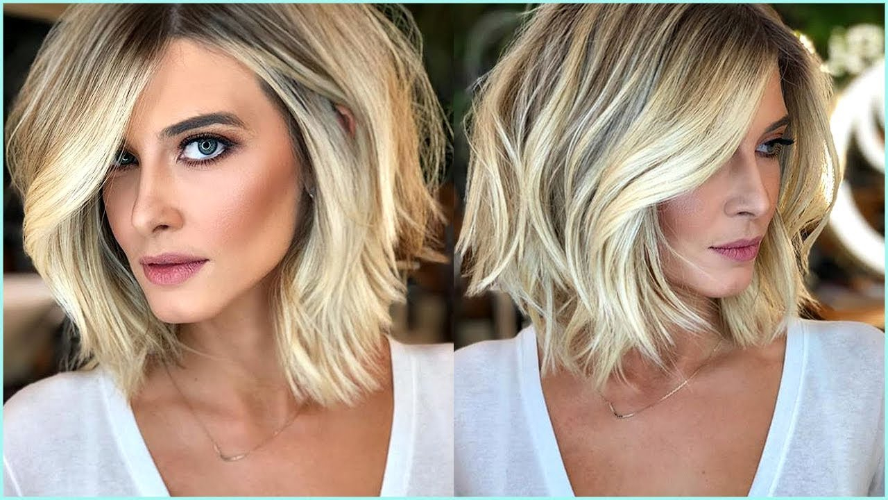 12 Gorgeous Short Haircuts For Women ? Short Haircut Compilation Within Short Female Hair Cuts (View 12 of 25)