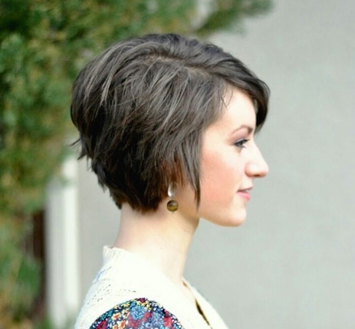 13 Styling Tips + Products For Growing Out A Pixie Cut | Brit + Co In Stylish Grown Out Pixie Hairstyles (View 3 of 25)