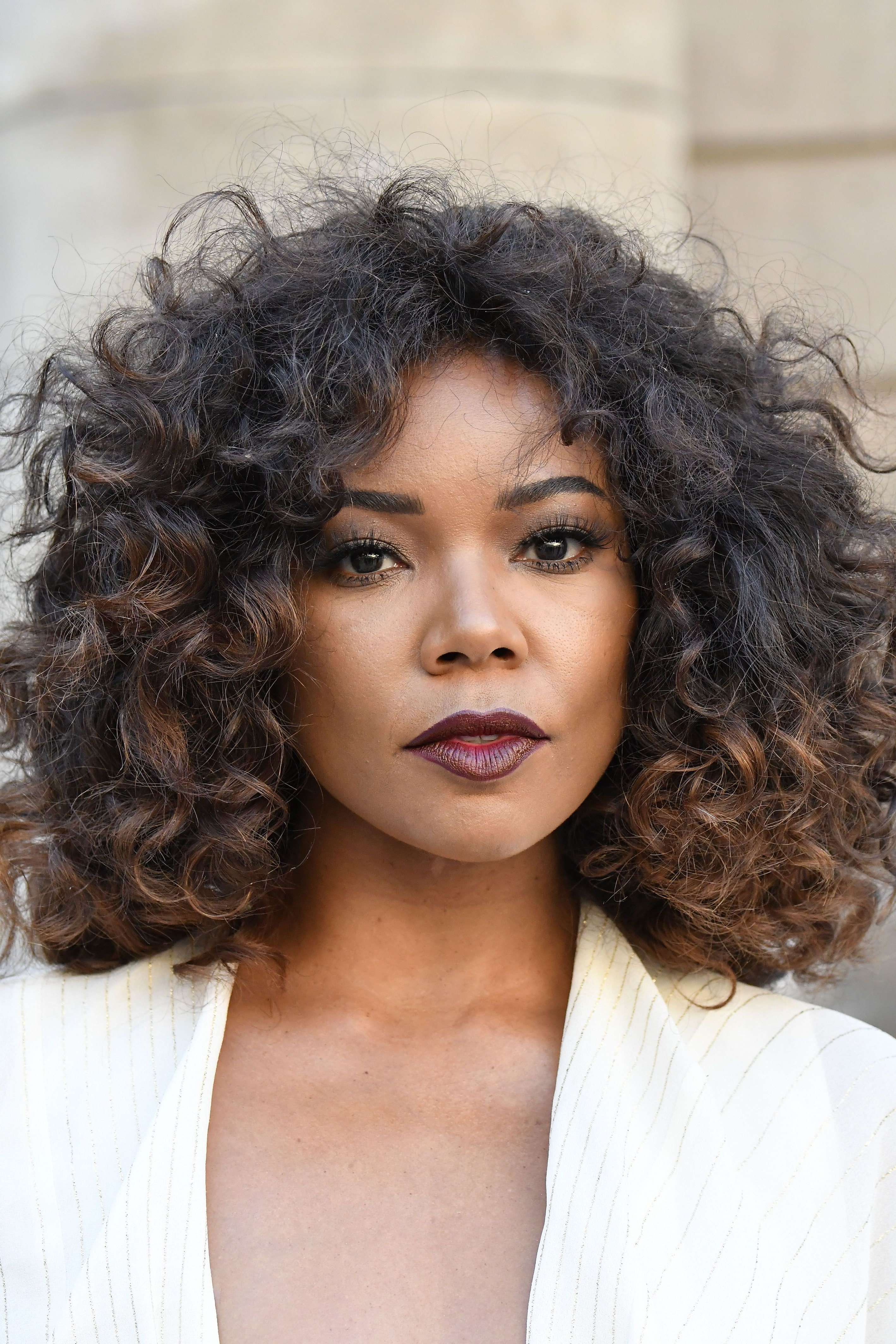 13 Times Gabrielle Union Was 4C Hair Goals In 2018 | Naturally Curly Intended For Natural Textured Curly Hairstyles (View 5 of 25)