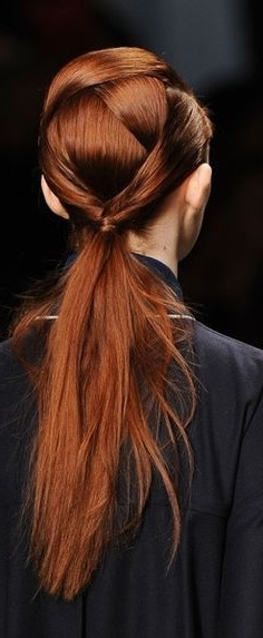 135 Best Fierce Ponytail Images On Pinterest | Ponytail Hairstyles Intended For Fiercely Braided Ponytail Hairstyles (View 5 of 25)