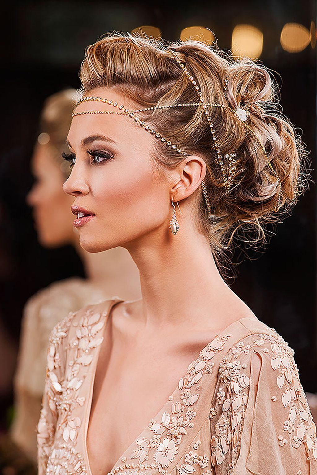 135 Stunning Bohemian Wedding Hairstyle Ideas Every Women Will Love Intended For Bohemian Short Hairstyles (View 18 of 25)