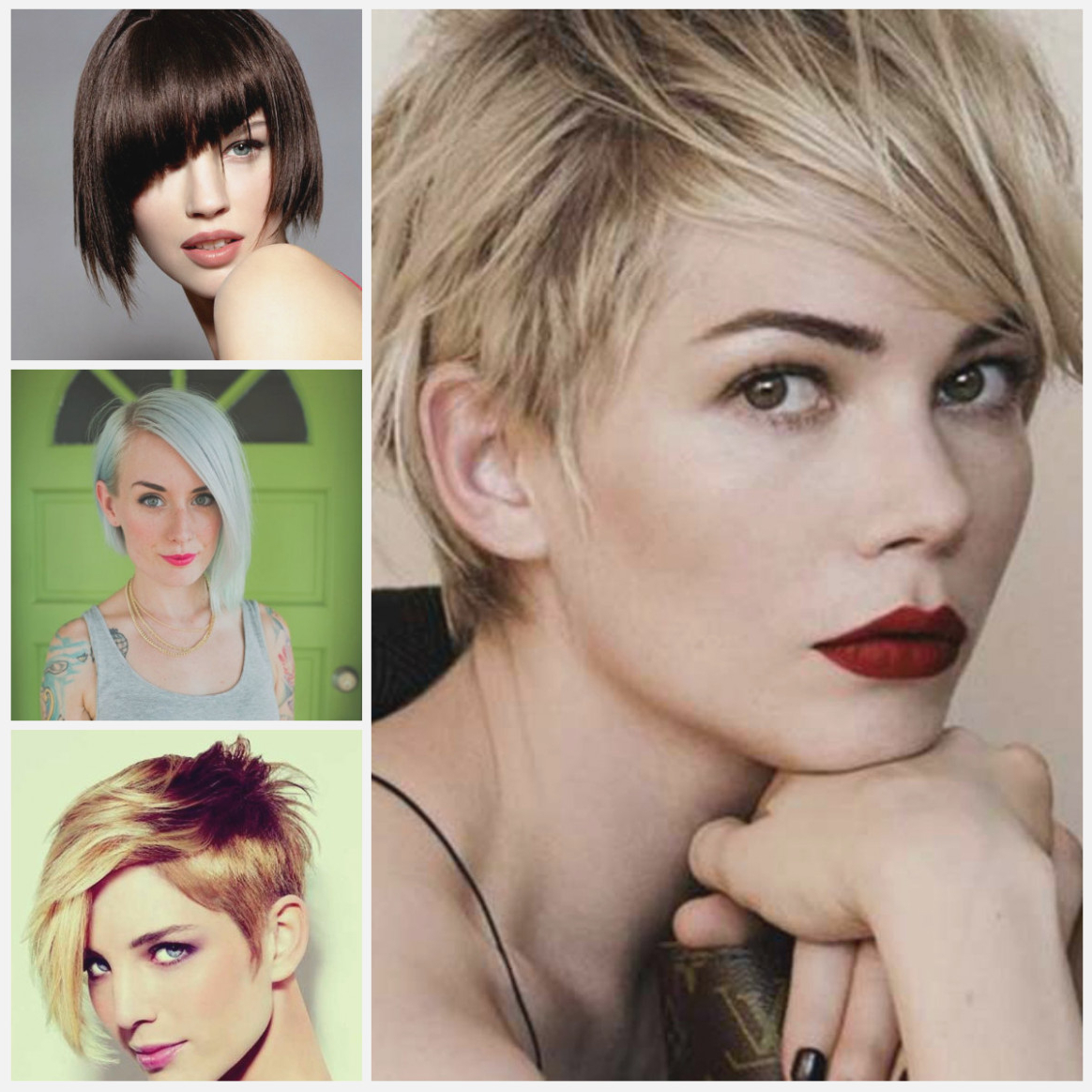 14 Asymmetrical Hairstyles For | The New Hairstyles Ideas Inside Asymmetric Short Haircuts (View 16 of 25)