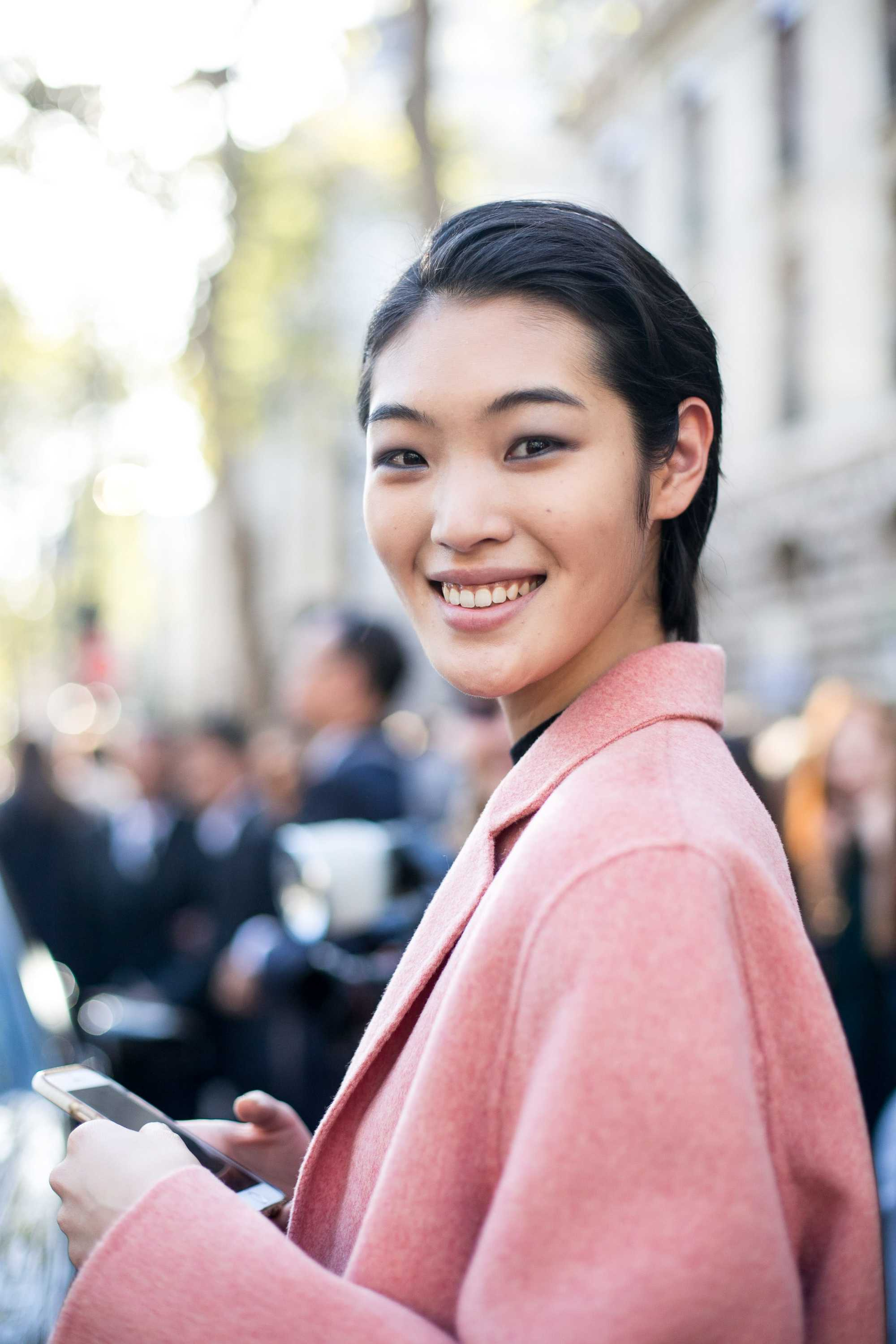 14 Trendy Short Hair Ideas To Inspire Your New Look Intended For Short Hairstyle For Asian Girl (View 23 of 25)