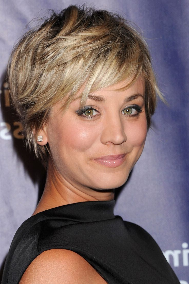 15 Amazing Short Shaggy Hairstyles! – Popular Haircuts Regarding Short Hairstyles For Big Cheeks (View 12 of 25)