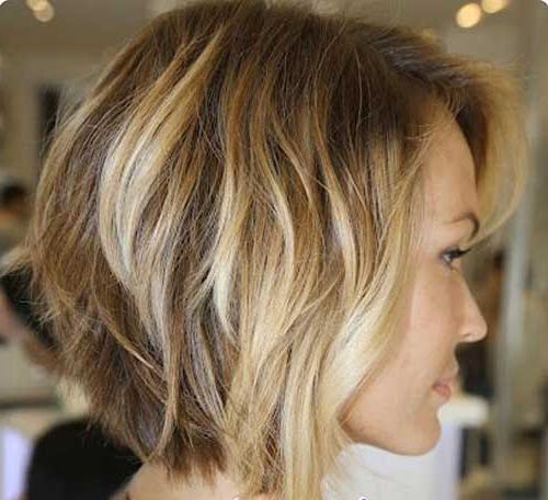 15+ Balayage Bob Hair | Bob Hairstyles 2018 – Short Hairstyles For Women With Layered Balayage Bob Hairstyles (View 6 of 25)