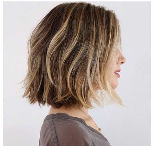 15 Balayage Bob Hair   Short Hairstyles 2017 – 2018   Most Popular Throughout Short Stacked Bob Hairstyles With Subtle Balayage (View 3 of 25)