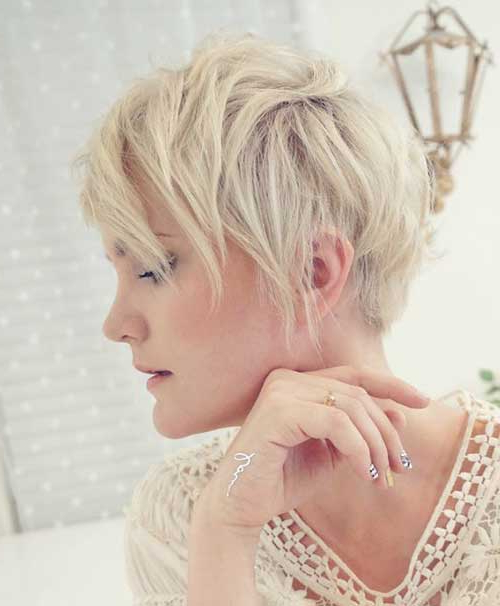 15 Best Messy Pixie Hairstyles | Short Hairstyles 2017 – 2018 | Most For Messy Pixie Hairstyles For Short Hair (View 3 of 25)