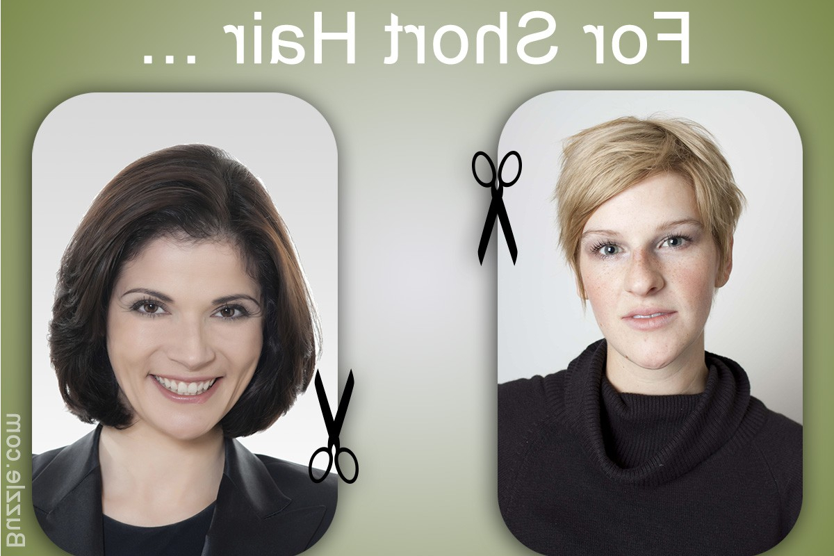 15 Fresh Hairstyles For Big Nose Pics   Urangsunda Inside Short Hairstyles For Large Noses (View 11 of 25)