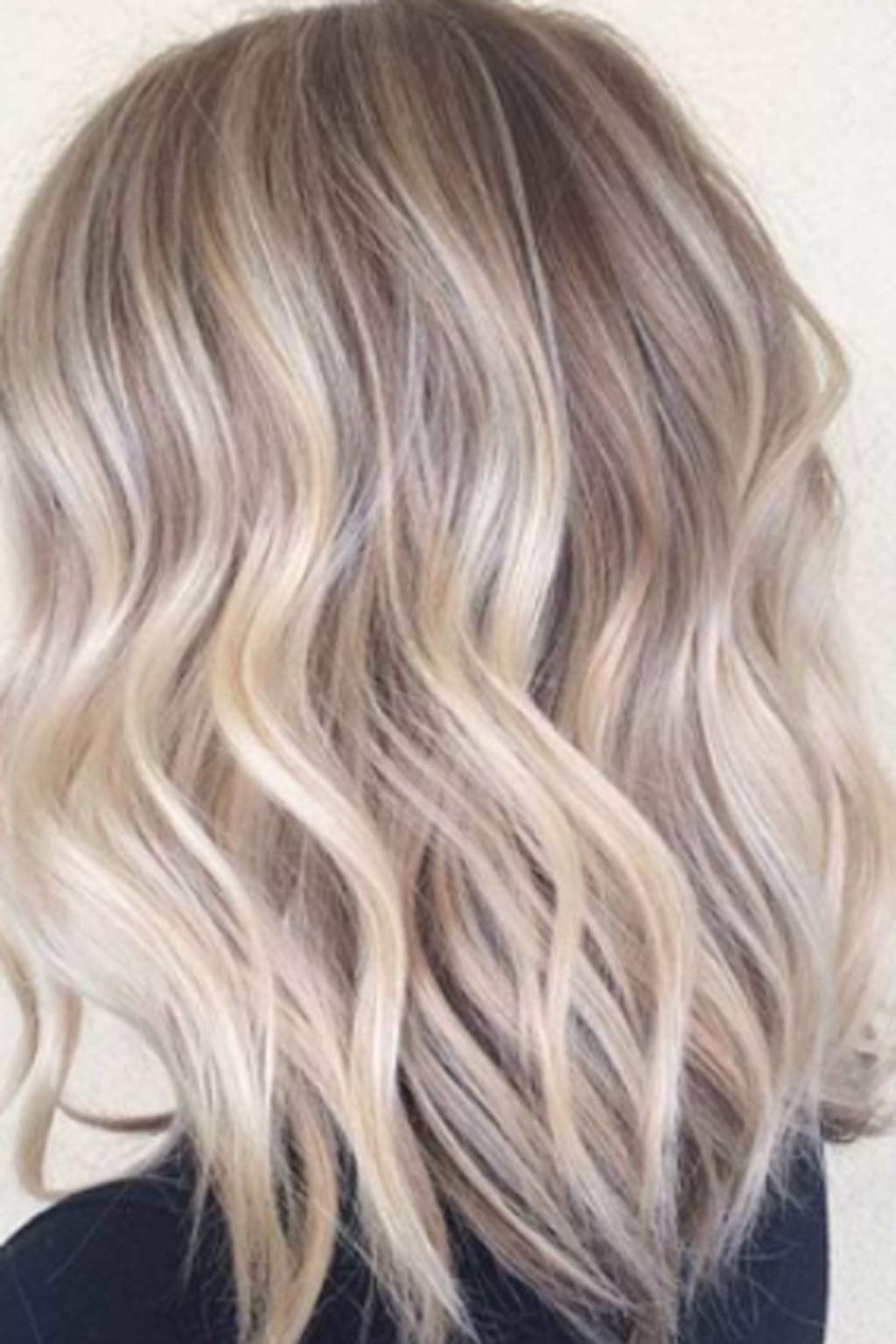 15 Gorgeous Hair Colors That Will Be Huge In 2018 | Gorgeous Hair In Angelic Blonde Balayage Bob Hairstyles With Curls (View 10 of 25)