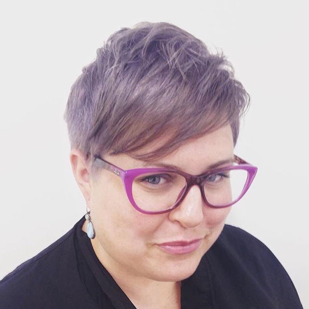 15 Most Flattering Hairstyles For Overweight Woman [October, 2018] Intended For Short Hairstyles For Obese Faces (View 15 of 25)