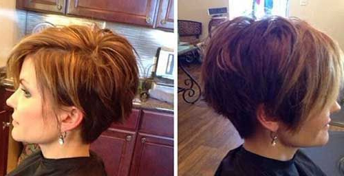 15 New Pixie Bob Hairstyles In 2018 | Hair | Pinterest | Hair, Hair Throughout Pixie Bob Hairstyles With Golden Blonde Feathers (View 7 of 25)