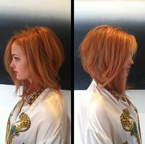 15 Red Bob Haircuts | Hair | Pinterest | Hair, Hair Styles And Red Within Modern Chocolate Bob Haircuts (View 12 of 25)