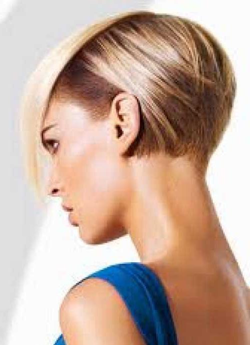 15+ Sassy Short Haircuts | Short Hairstyles 2017 – 2018 | Most Within Short Sassy Bob Haircuts (View 6 of 25)