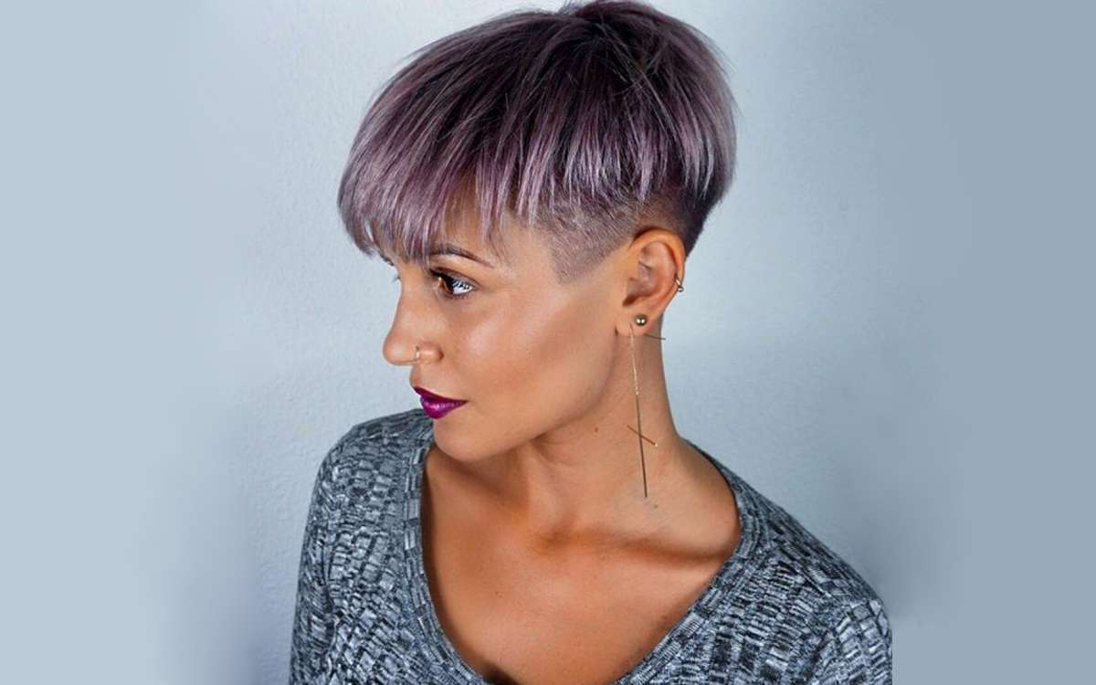 15 Short Hairstyles For Thick Hair To Look Amazing – Haircuts For Edgy Short Haircuts For Thick Hair (View 17 of 25)