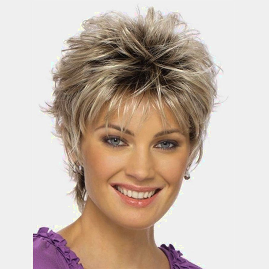 15 Short Hairstyles For Women That Will Make You Look Younger | Hair In Short Hairstyles For Ladies Over  (View 3 of 25)