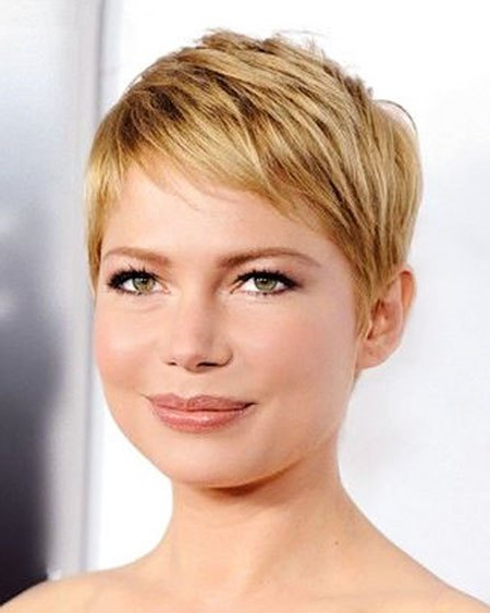 15 Short Pixie Cuts For Fine Hair – Hairstyle Fix With Regard To Ash Blonde Undercut Pixie Haircuts (View 24 of 25)