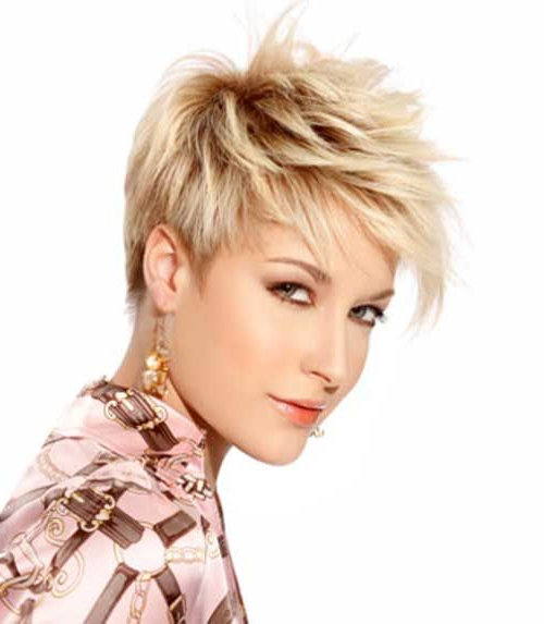 15 Short Razor Haircuts In 2018 | Pixie Haircuts | Pinterest | Short With Sexy Pixie Hairstyles With Rocker Texture (View 16 of 25)