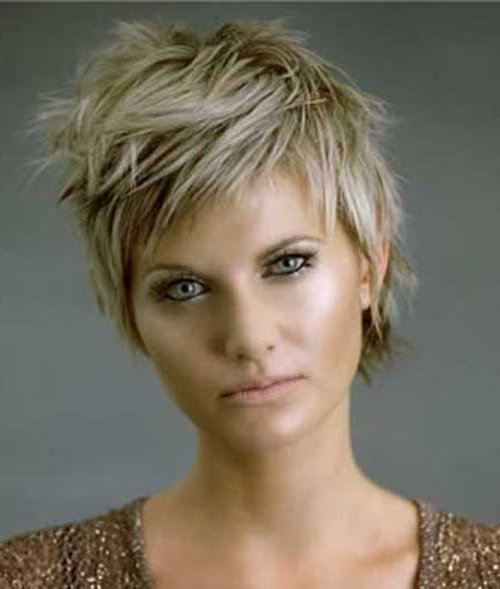 15 Short Spiky Haircuts | Short Hairstyles 2017 – 2018 | Most With Regard To Short Spiked Haircuts (View 7 of 25)