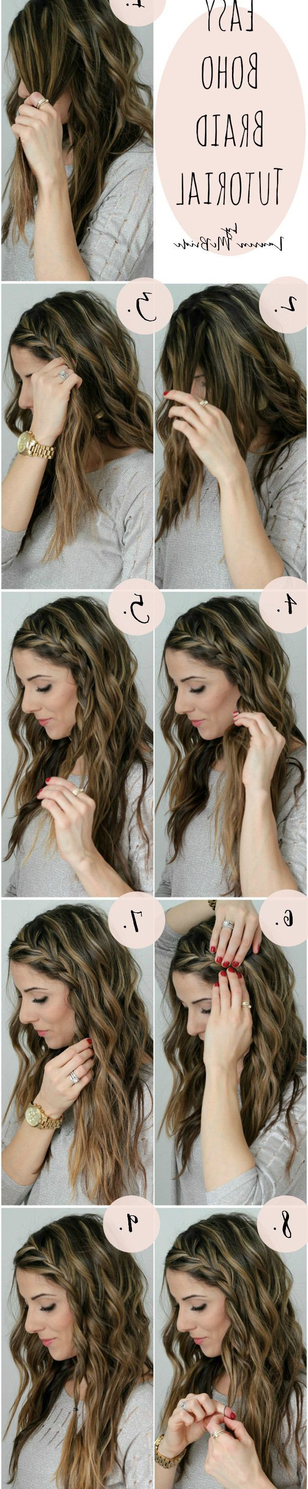15 Simple But Cute Graduation Hairstyles To Wear Under Your Cap Intended For Graduation Short Hairstyles (View 4 of 25)
