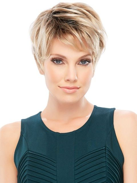 15 Tremendous Short Hairstyles For Thin Hair – Pictures And Style Within Feathered Pixie Hairstyles For Thin Hair (View 5 of 25)