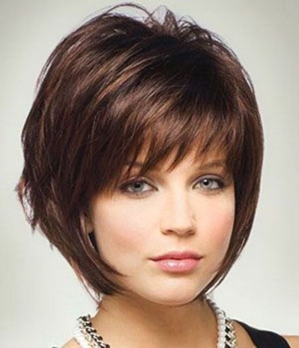 155 Cute Short Layered Haircuts (With Tutorial) – Reachel Regarding Short Layered Hairstyles (View 4 of 25)