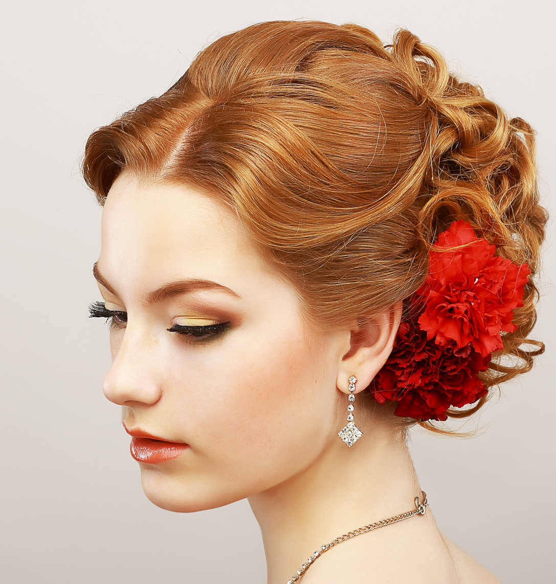 16 Easy Prom Hairstyles For Short And Medium Length Hair Regarding Cute Hairstyles For Short Hair For Homecoming (View 15 of 25)