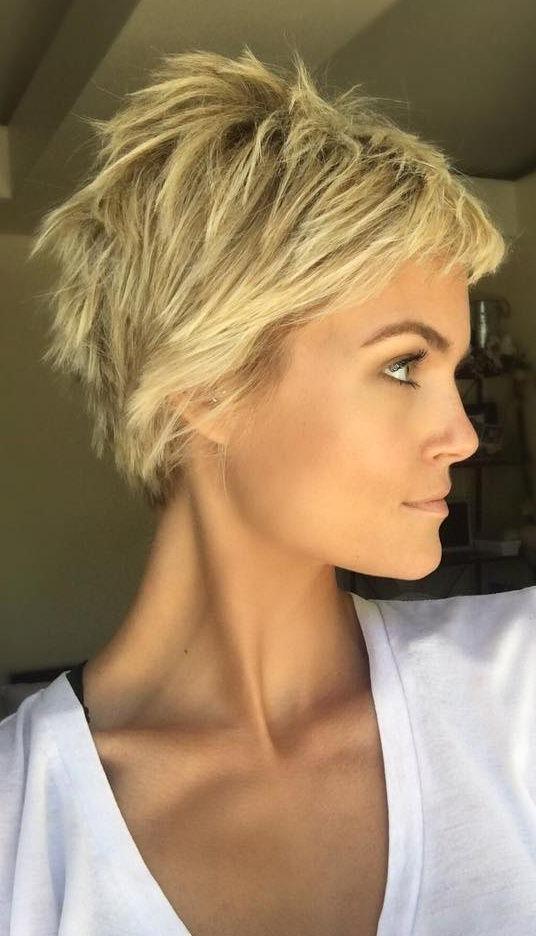 17 Cute And Gorgeous Pixie Haircut Ideas | Pixie Haircut Ideas For Messy Pixie Hairstyles For Short Hair (View 7 of 25)