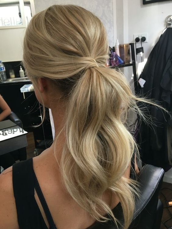 17+ Cute Ponytail Hairstyles Ideas   Braids   Pinterest   Hair, Hair Within Cute And Carefree Ponytail Hairstyles (View 7 of 25)