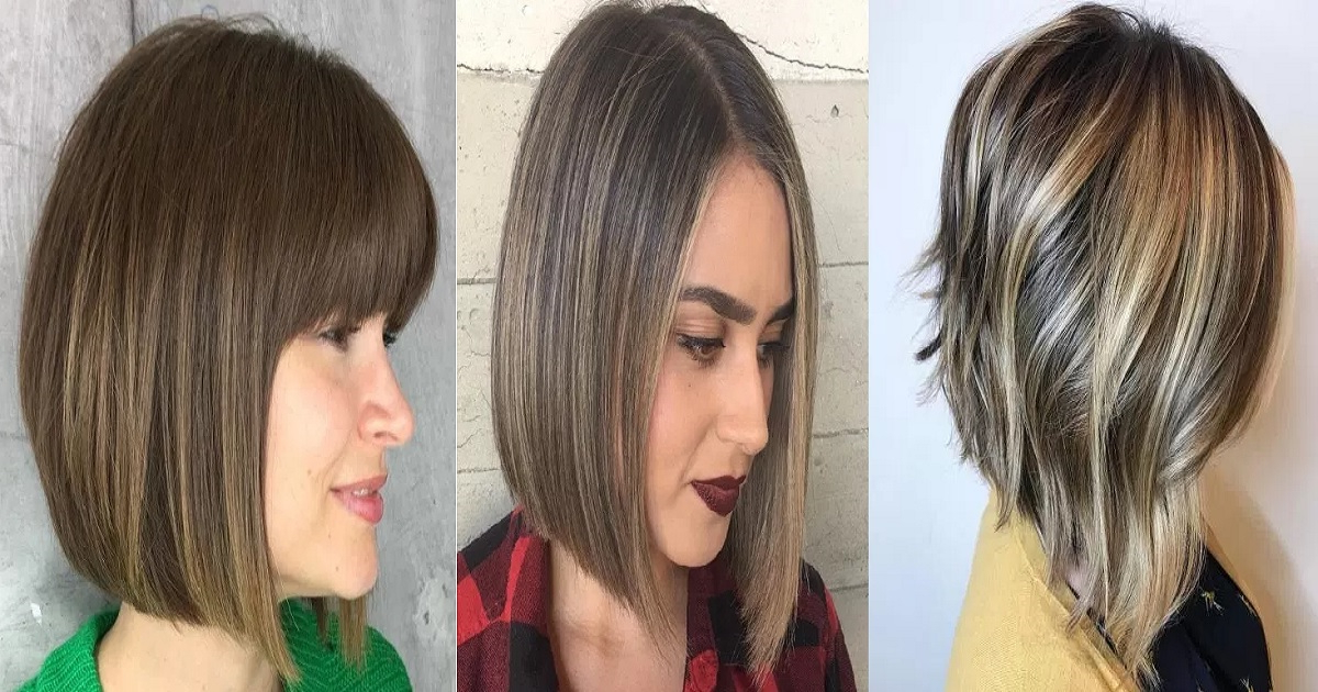 18 Beautiful And Convenient Medium Bob Hairstyles | Hairs (View 15 of 25)