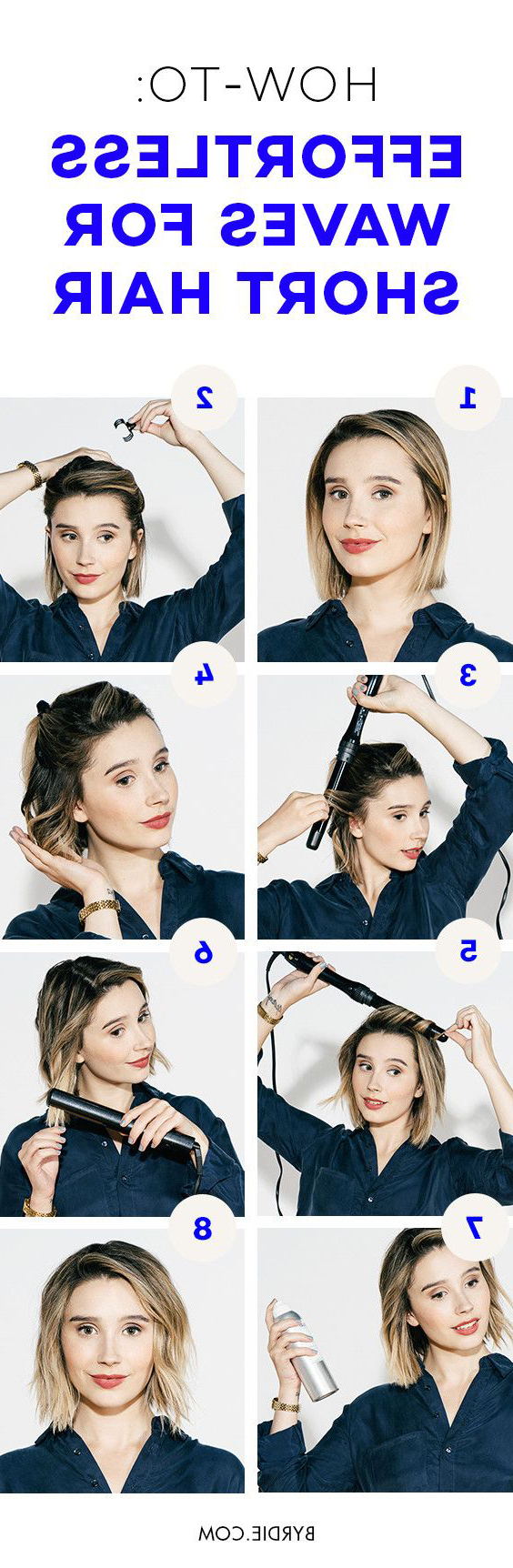 18 Gorgeous Prom Hairstyles For Short Hair – Gurl | Gurl Pertaining To Hairstyles For Short Hair For Graduation (View 4 of 25)
