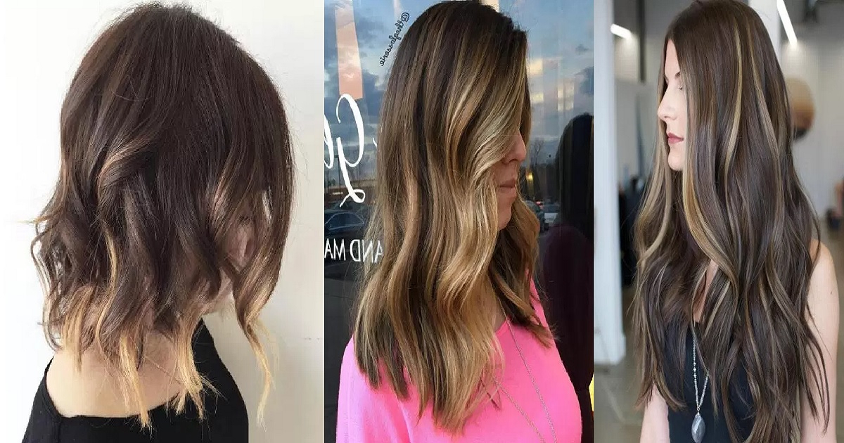 18 Jaw Dropping Partial Balayage Hairstyles | Hairs (View 24 of 25)